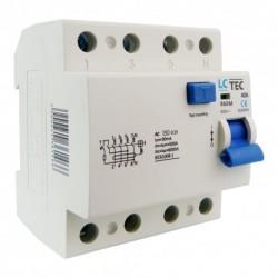 wyłącznik różnicowo- prądowy R60M 4P 25A LC