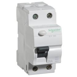 wyłącznik różnicowo- prądowy 25A 2P SCHNEIDER