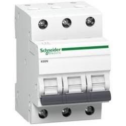 wyłącznik nadprądowy 3P C20 SCHNEIDER