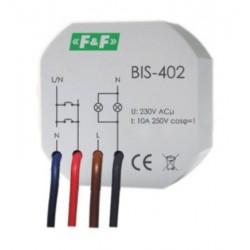 przekaźnik bistabilny BIS-402 F&F