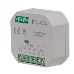 przekaźnik bistabilny BIS-404 F&F