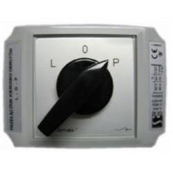 przełącznik kierunku obrotów L-O-P 25A SPAMEL