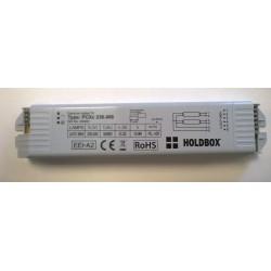 statecznik elektroniczny 2x36W do T8 HOLDBOX