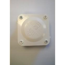 puszka hermetyczna z dławicami bezgwintowymi P3 PAK-PLAST