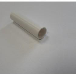 złączka rurki prosta PCV ZPS-16 biała