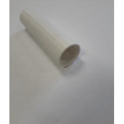 złączka rurki prosta PCV ZPS-18 biała