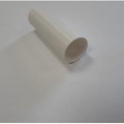 złączka rurki prosta PCV ZPS-22 biała