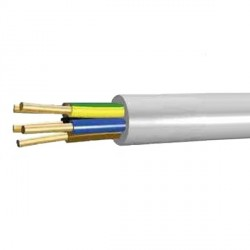 przewód YDY okrągły 5x1,5mm