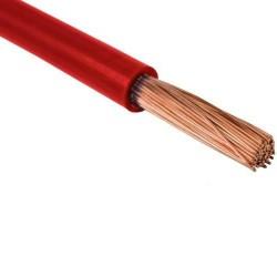 przewód LGY 4mm czerwony