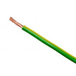 przewód LGY 4mm żółto- zielony