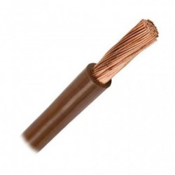 przewód LGY 2,5mm brązowy