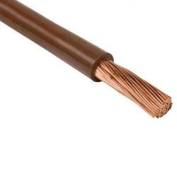 przewód LGY 16mm brązowy