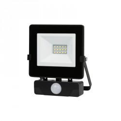 naświetlacz LED MHNC 10W z czujnikiem ruchu KOBI