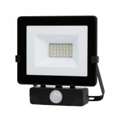 naświetlacz LED MHNC 20W z czujnikiem ruchu KOBI
