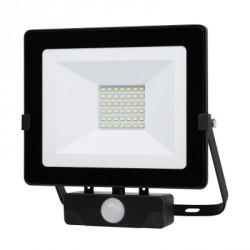 naświetlacz LED MHNC 30W z czujnikiem ruchu KOBI