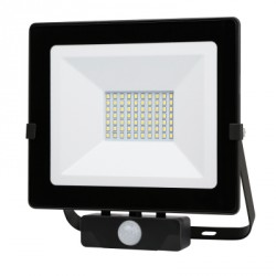 naświetlacz LED MHNC 50W z czujnikiem ruchu KOBI
